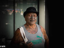 Mike Wheelton photo storyteller. The largest collection of colour, black and white street photography. Taken in and around Queen Street, Auckland city, New Zealand.